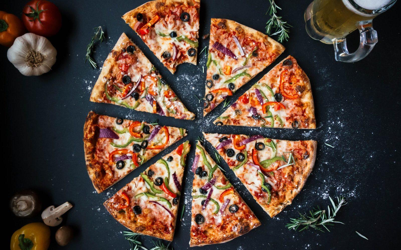 DOVE GLI ANGELI PREPARANO LA PIZZA DEL PARADISO